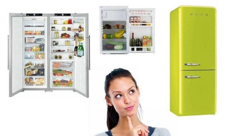 Какой холодильник лучше выбрать: рейтинг и отзывы специалистов