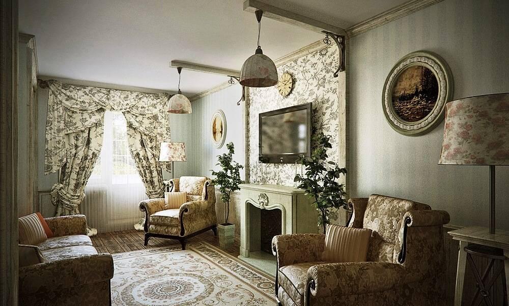 Кухня-гостиная в стиле «прованс» (36 фото): совмещенная планировка уютной комнаты и ее дизайн, интерьер в прованском стиле