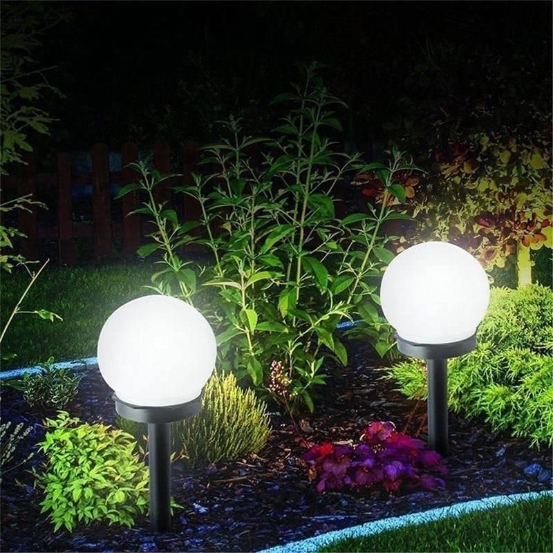 Солнечные лампы для сада – 80 фото лампы на солнечных батареях