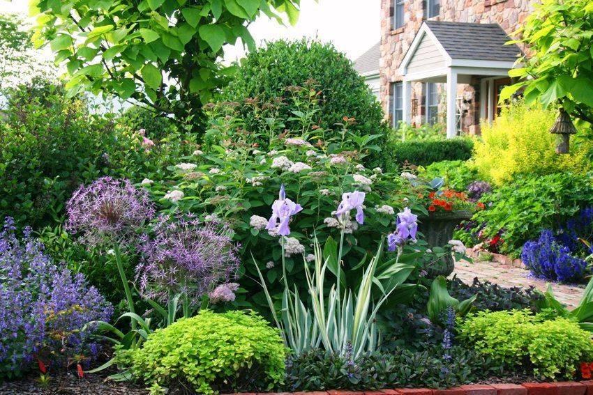 Дачный участок дизайн своими руками (121 фото): ландшафтный дизайн, красивое оформление сада и огорода, ланш дизайн