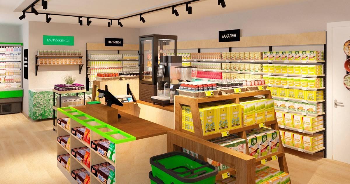 Дизайн магазина одежды, особенности - фото примеров