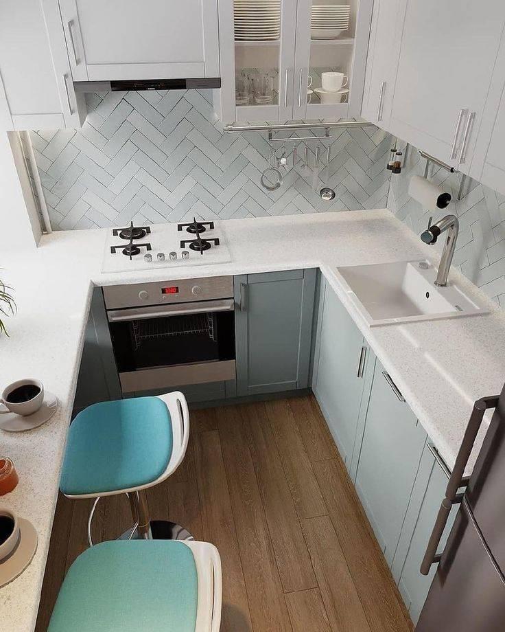 Кухня в «хрущевке» (165 фото): дизайн интерьера маленькой кухни, варианты оформления малогабаритной комнаты в квартире, встроенные кухонные гарнитуры. как обустроить кухню в современном стиле?