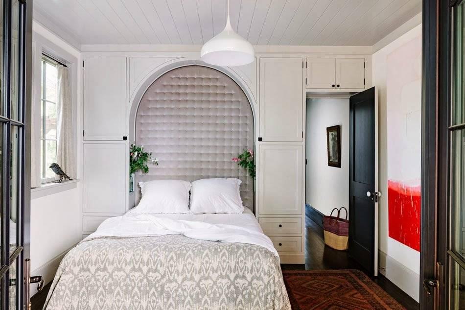 Дизайн спальни 10 кв.м. - 95 фото интерьеров после ремонта, красивые идеи