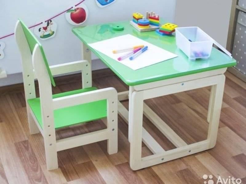 Детский стульчик своими руками (43 фото): чертежи и размеры, схемы, как сделать стол и стул для ребенка самому
