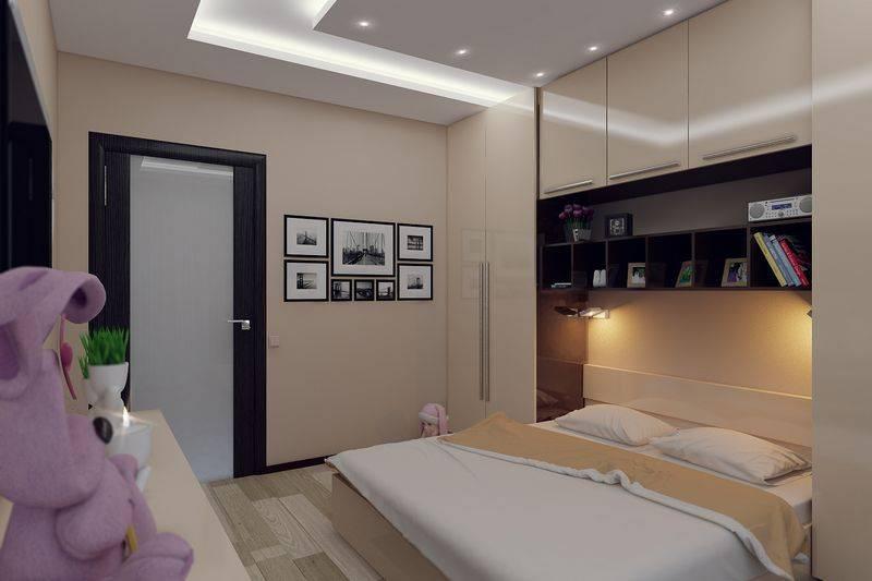 Дизайн спальни 12 кв. м. — 120 фото уютного и нестандартного сочетания в интерьере
