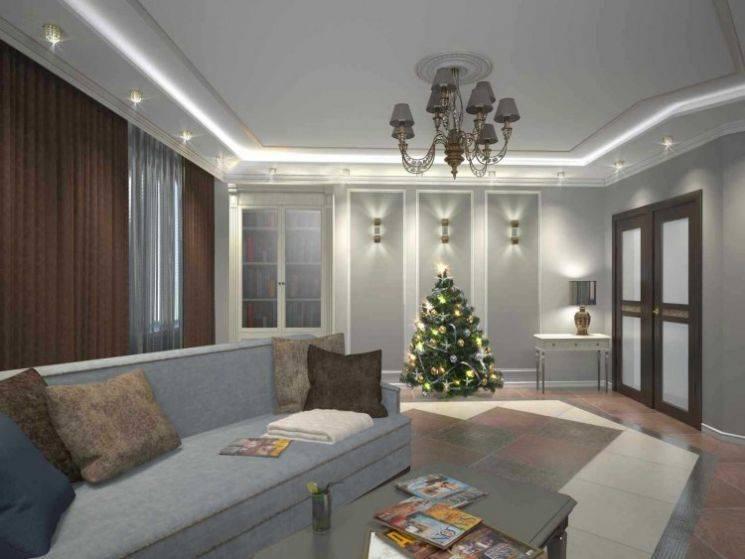 Дизайн и ремонт 3х комнатной квартиры п44т