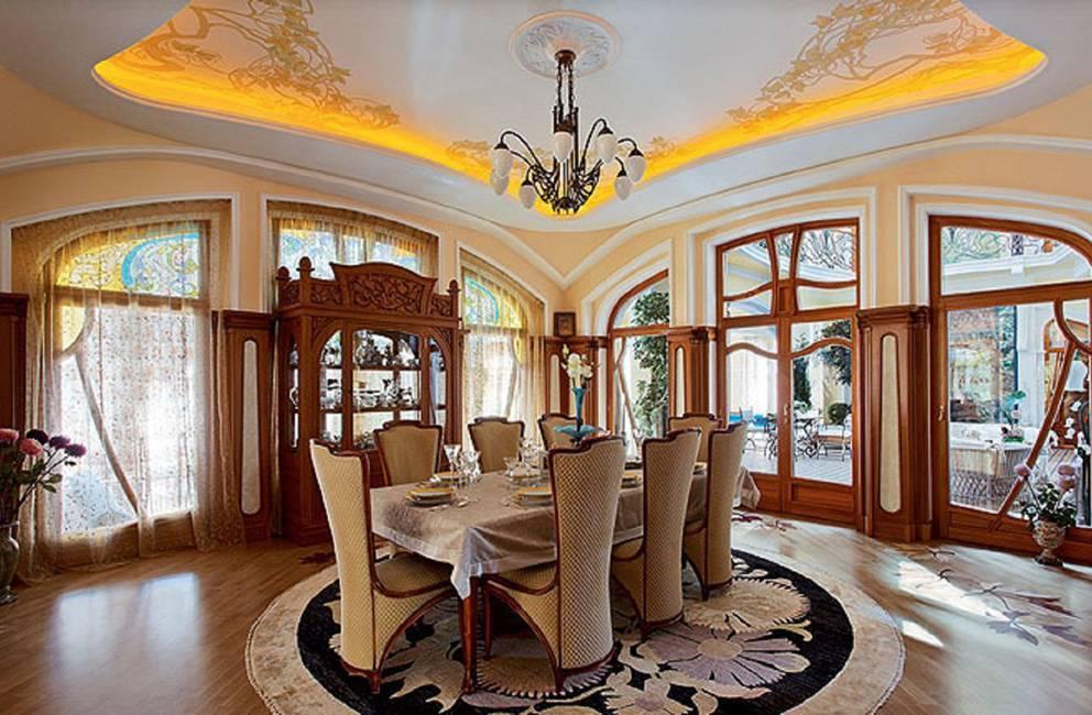 Как сделать дом стильным и современным: общие тенденции выбора обоев в стиле модерн