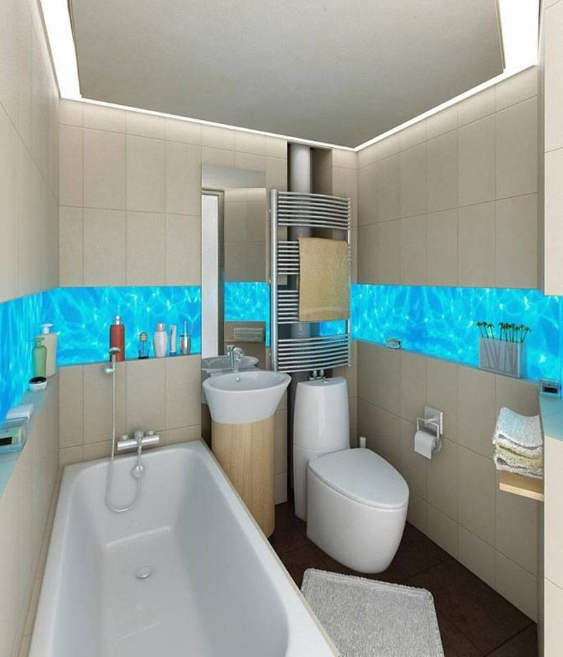 60 дизайнерских фото-идей интерьера ванной комнаты, совмещенной с туалетом