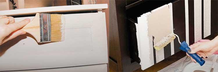 Как обновить старый шкаф: варианты реставрации (+33 фото)