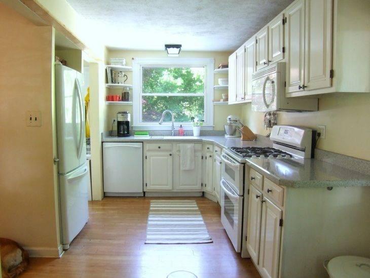 Тонкости дизайна угловой кухни - 60 фото примеров