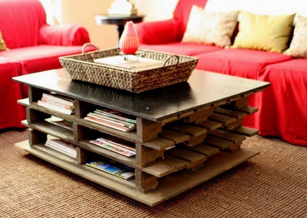 Мебель из поддонов и паллетов своими руками: чертежи и схемы сборки стола, дивана и подушек
