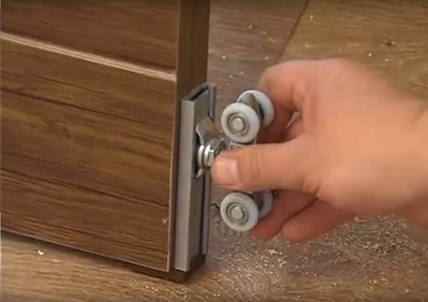Инструкция по монтажу раздвижных межкомнатных дверей