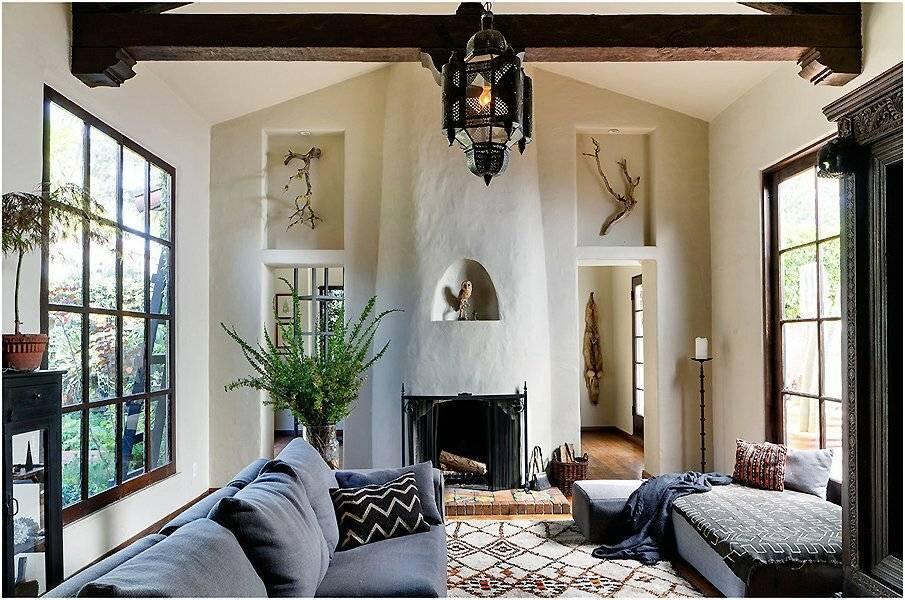Испанский стиль в интерьере   любимый дом!