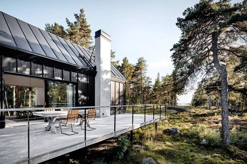 Скандинавский стиль в интерьере: особенности и смелые решения