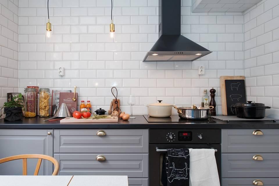 Белый фартук для кухни: 50+ фото примеров, практические советы