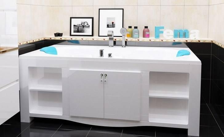 Раздвижной экран для ванны: обзор
