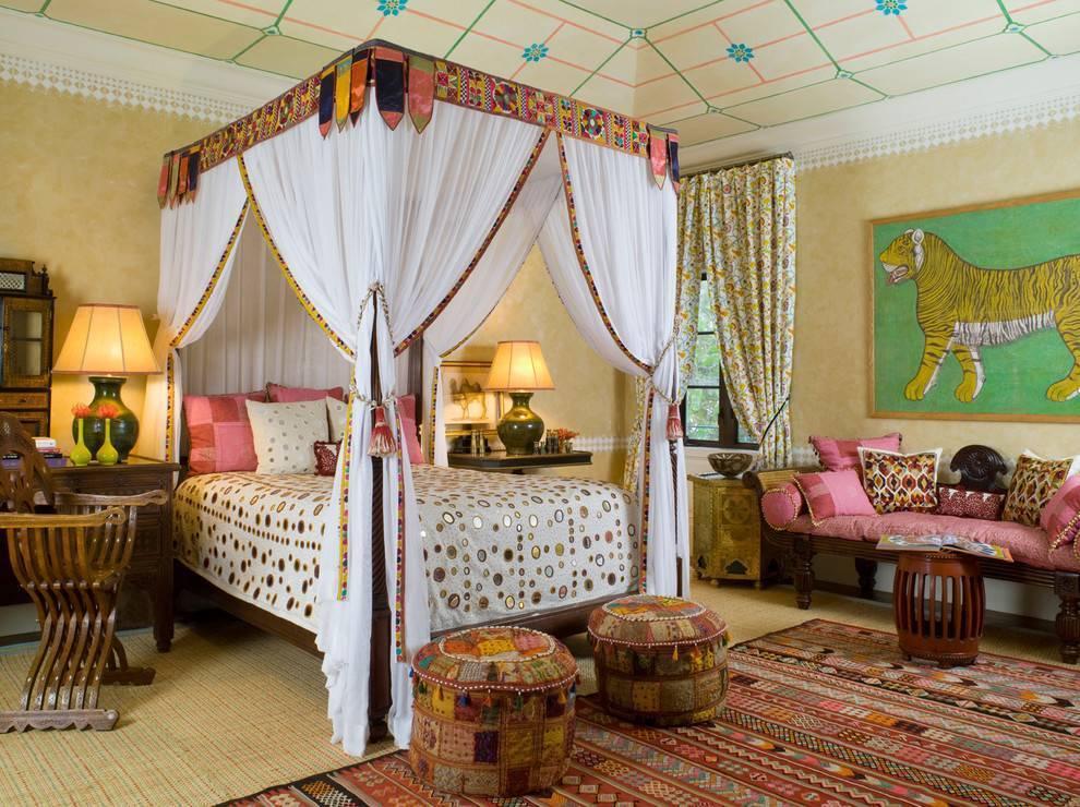 Арабский стиль в интерьере - кухня, спальня, гостиная в арабском стиле