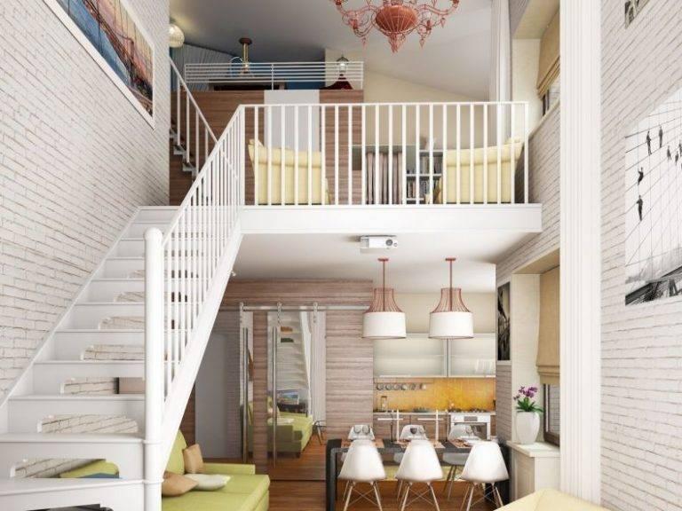 Дизайн квартиры 40 кв. метров (57 фото): современные дизайны двухуровневой квартиры 40 кв. м с зонированием, проекты 2021