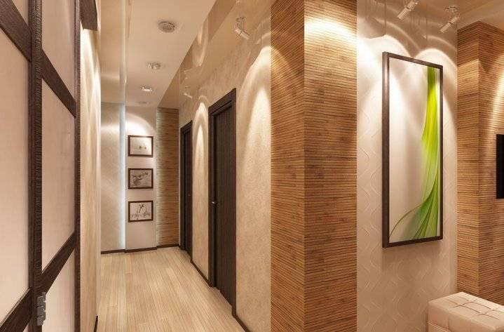 9 материалов для отделки потолка в прихожей