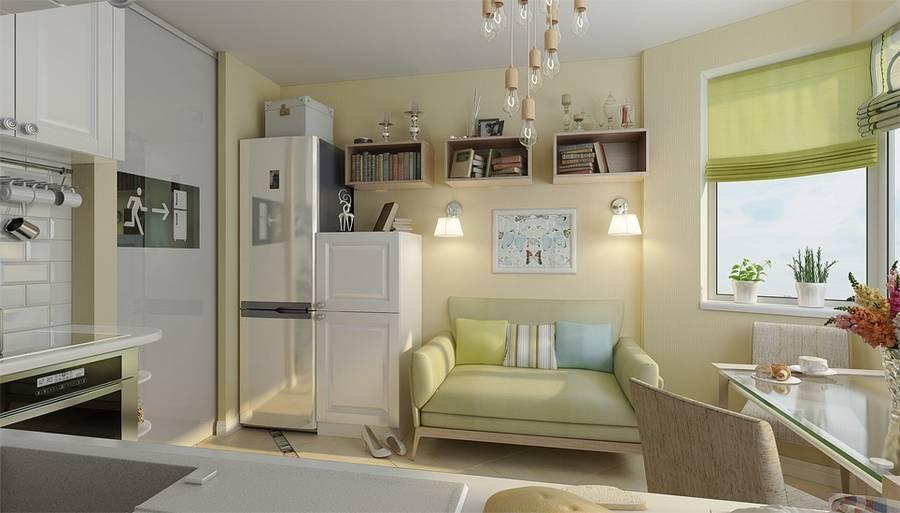 Дизайн-проект трехкомнатной квартиры п-44 т в путилково