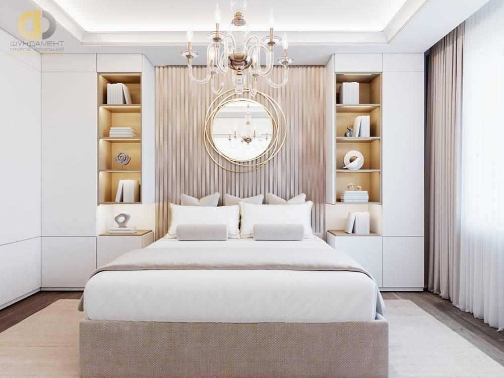Дизайн спальни 12 кв. м в современном стиле — реальные фото интерьеров