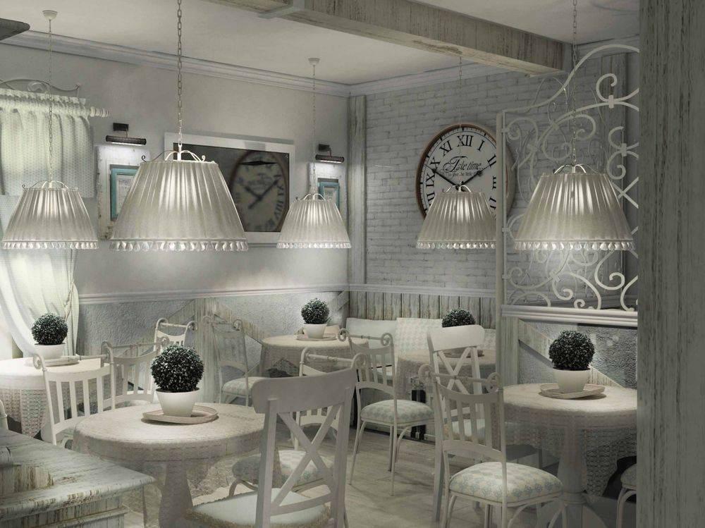 Оформление кухни в стиле кафе: лучшие идеи дизайна в 22 фото