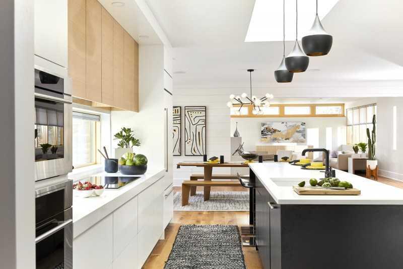 Кухонный фартук из керамической плитки – 130 новых идей