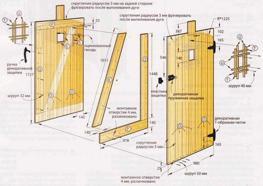 Как изготовить дверную коробку своими руками – пошаговая инструкция