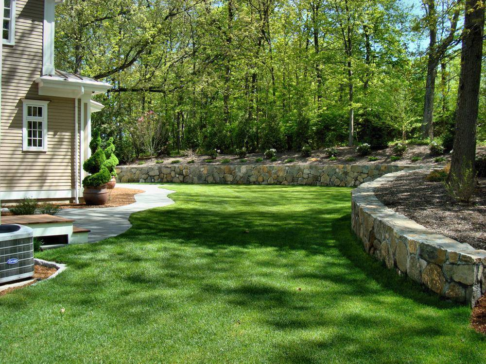 Ландшафтный дизайн маленького участка перед домом своими руками (+150 фото идей)