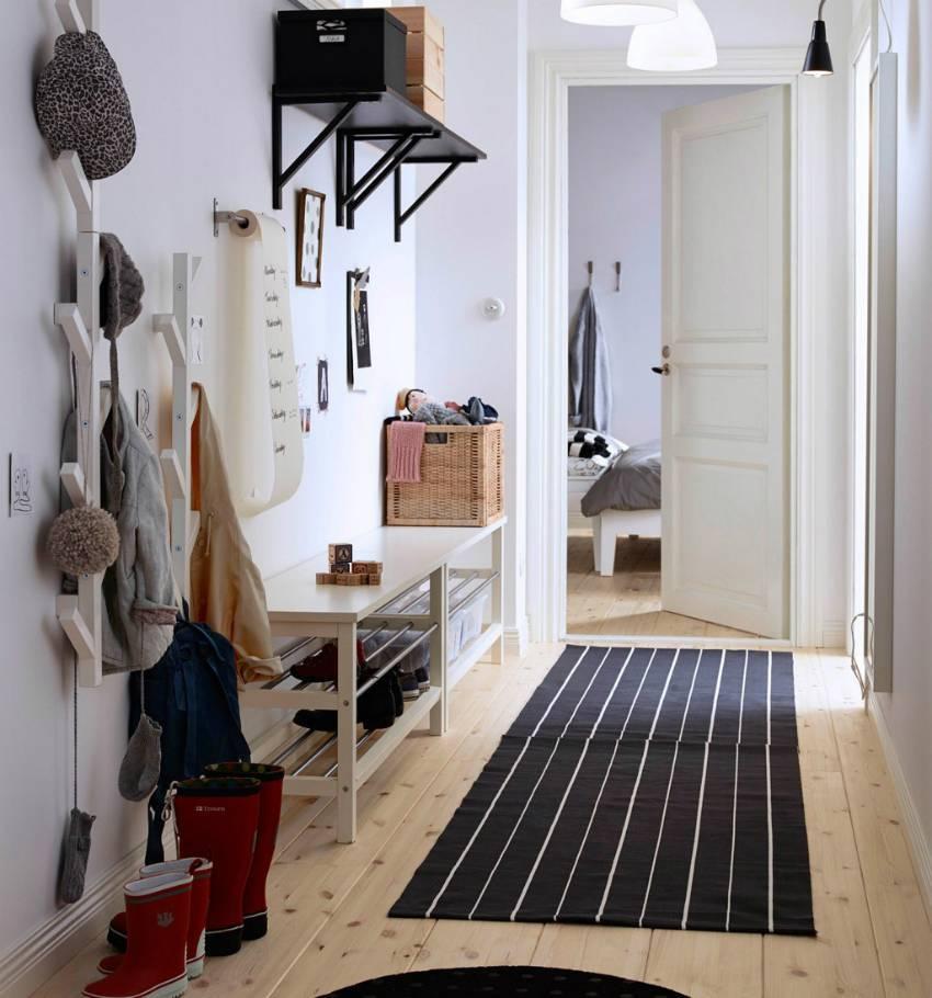 Маленькие скандинавские квартиры (47 фото) | «печёный»