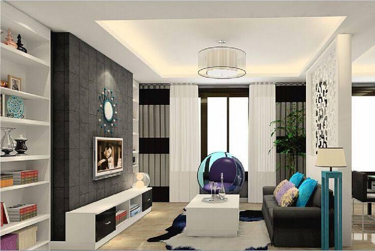 Как создать удобный и стильный дизайн с помощью обоев: зонирование комнат с применением цветовых и фактурных акцентов