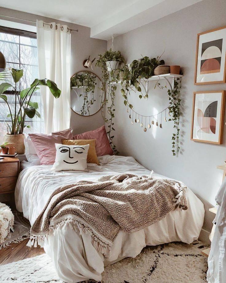 Декор спальни  (84 фото): как оформить и как украсить стену, как сделать уютную спальню своими руками