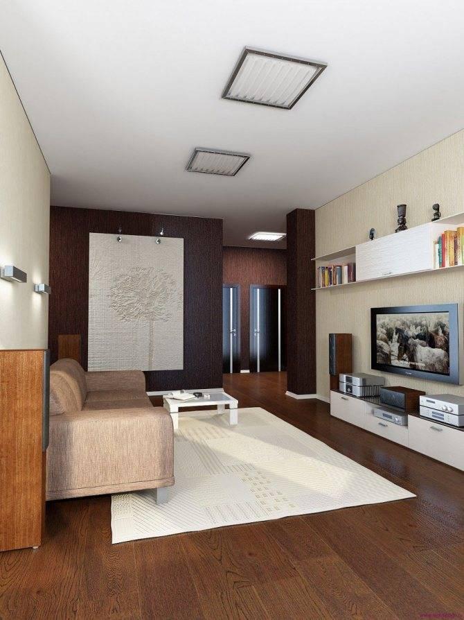 Варианты дизайна спальной комнаты 5 на 5