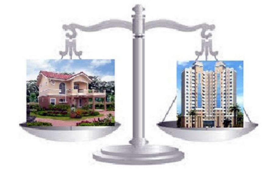 Достоинства и недостатки проживания в доме или квартире. какой вариант предпочтительнее