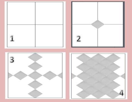 Поклейка плитки на потолок: подготовка поверхности и порядок выполнения работ