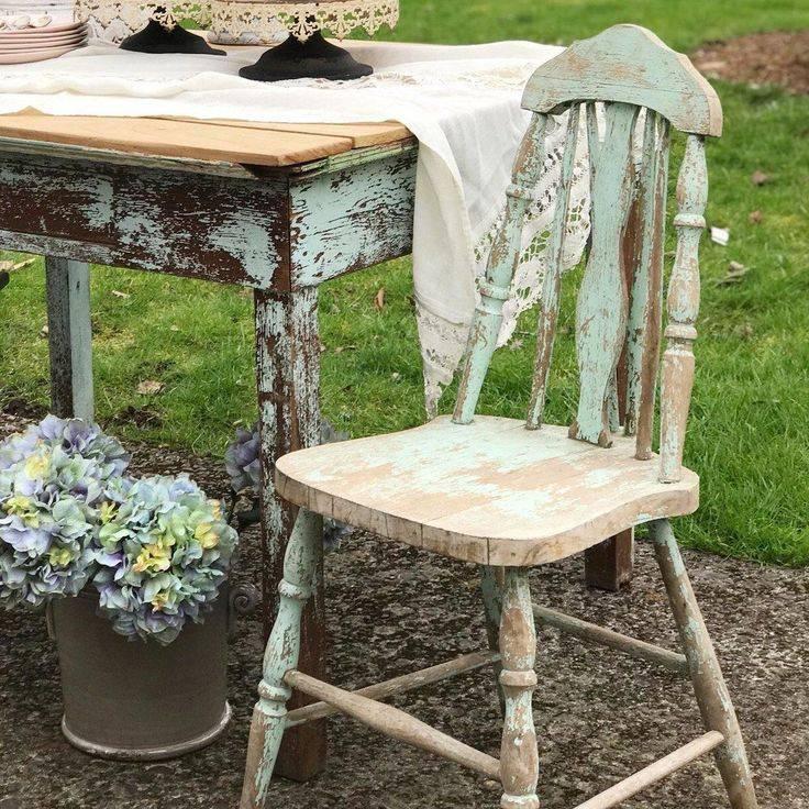 Декупаж стула (50 фото): декор старых моделей в домашних условиях, оформление дизайна в духе прованса и других стилистических решений