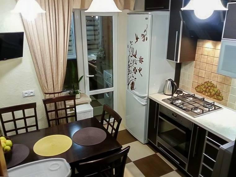 Дизайн кухни 6 кв м – 66 реальных фото, идеи дизайна