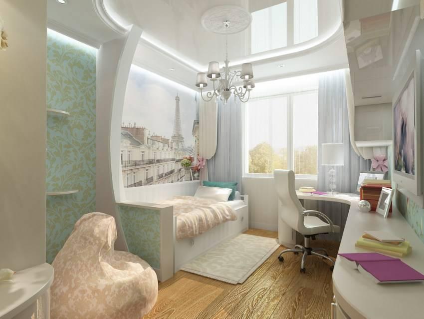 Интерьер комнаты 12 кв. м. – оригинальное оформление многофункциональной мебелью (85 фото)