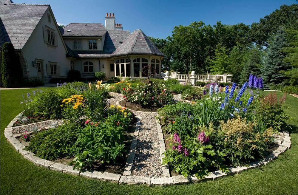 Сад в английском стиле: история, особенности, практические рекомендации.