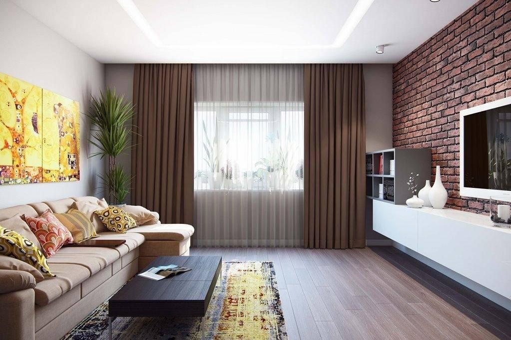Сам себе дизайнер: как отремонтировать зал в квартире