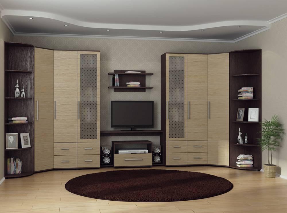 Угловые гостиные: 215+ (фото) современных дизайнов интерьеров