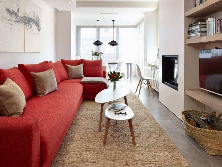 Дизайн гостиной 18 кв.м, правила и примеры с фото
