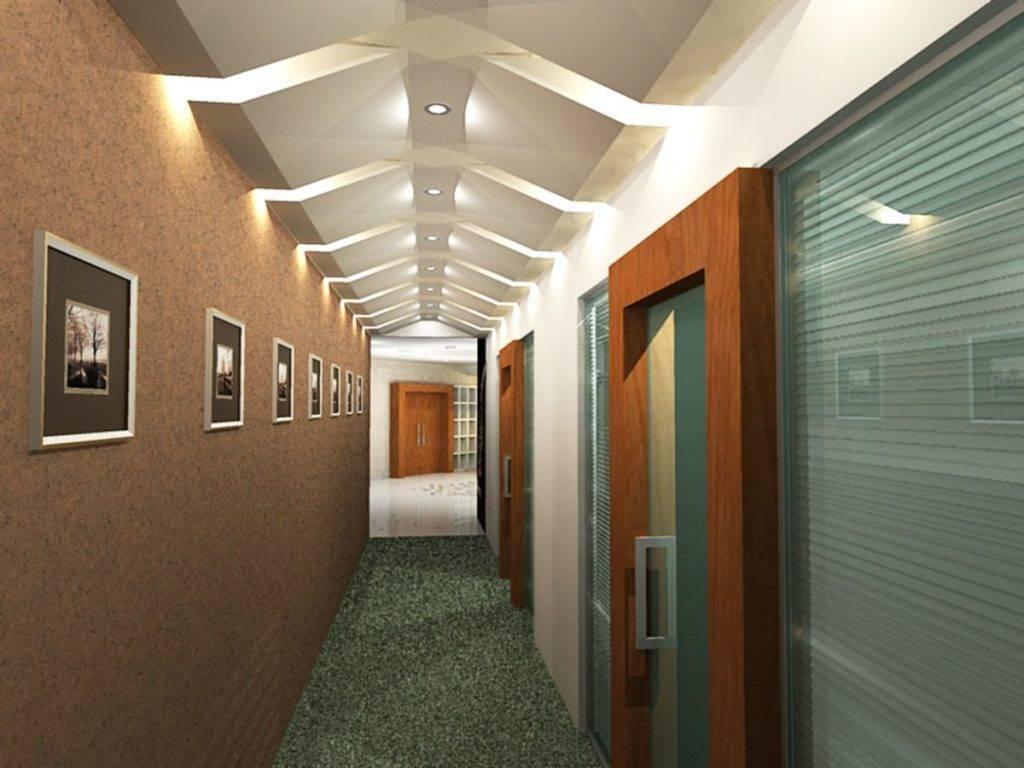 Потолок в прихожей — как оформить? 60 фото лучших дизайнерских идей!