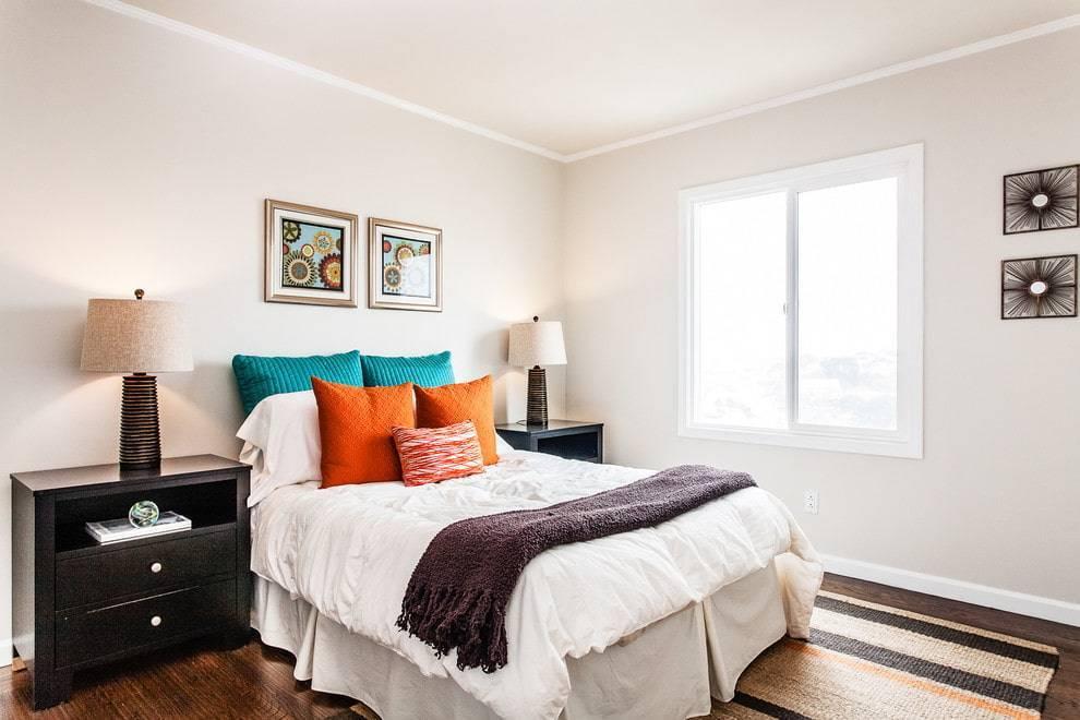 Как расставить мебель в спальне? варианты правильного расположения