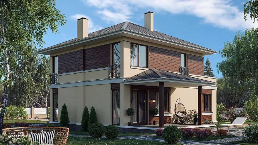 Дизайн двухэтажного дома — 35 интересных идей со всего мира - уютный дом