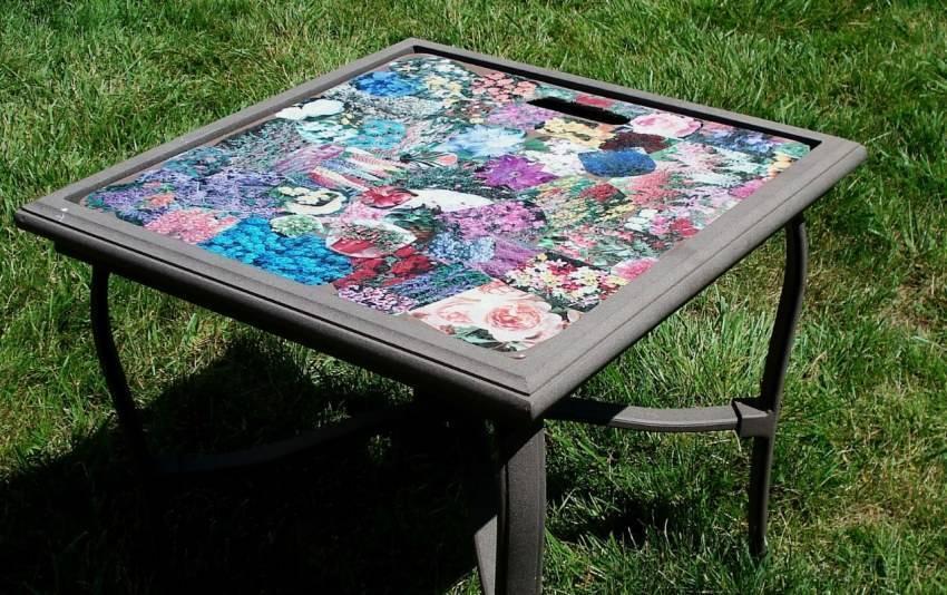 Декор стола — 70 фото необычных дизайнерских решений