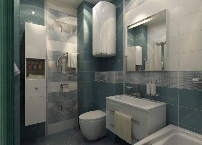 Интерьер ванной комнаты, совмещенной с туалетом: фото идеи дизайна