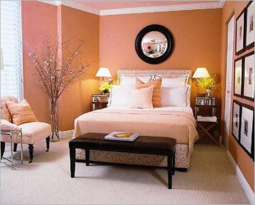 Цвет стен по фэн-шуй в спальне: какой лучше выбрать, рекомендуемые и благоприятные