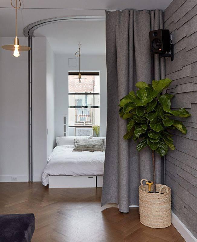 Дизайн маленьких квартир (25 фото) | «печёный»