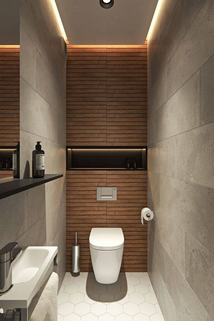 Дизайн ванной без туалета: стильные & свежие идеи + 100 фото